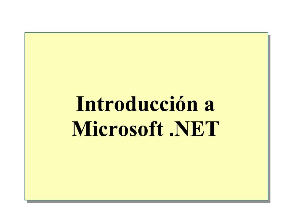Notas Generales Introducción a la plataforma.NET Introducción a servicios Web XML Dentro de.NET Framework Compilación y ejecución en.NET Guía básica 2002-04 para Microsoft Developer Tools
