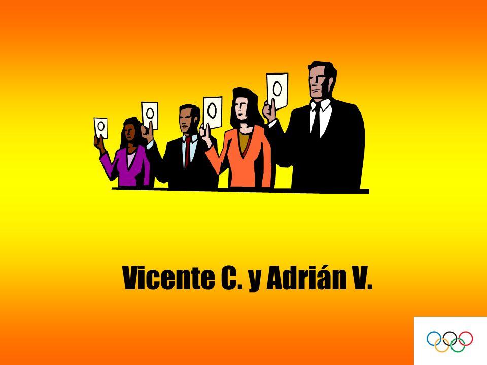 Vicente C. y Adrián V.