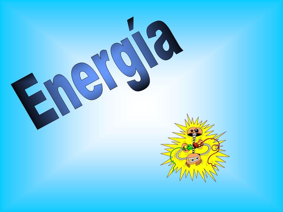 ¿Qué es energía.