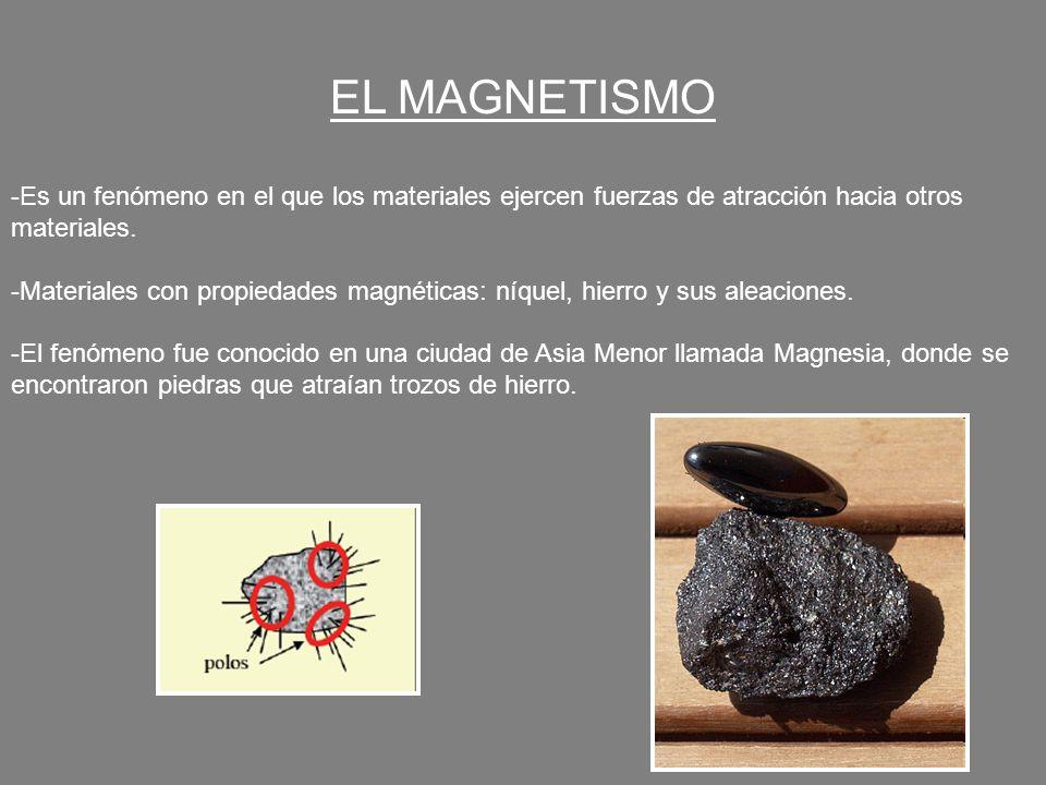 · Fuerza Magnética sobre cargas eléctricas en movimiento - Otra relación entre magnetismo y electricidad fue descubierta por Michael Faraday.