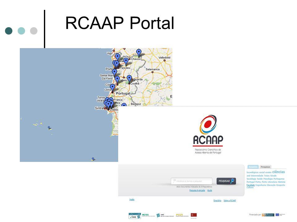 RCAAP Portal