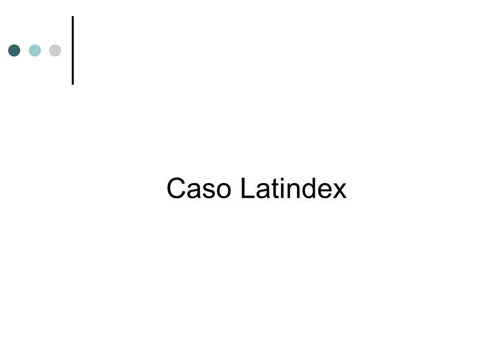 Caso Latindex