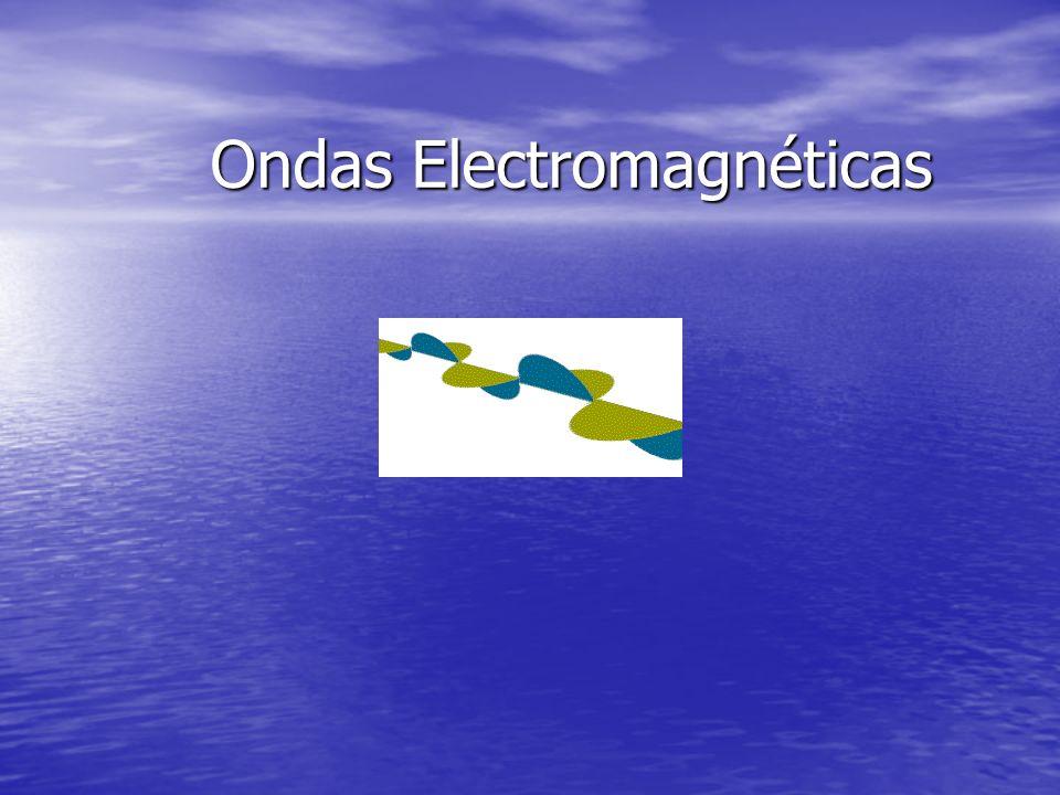 ¿Qué Son las Ondas Electromagnéticas.
