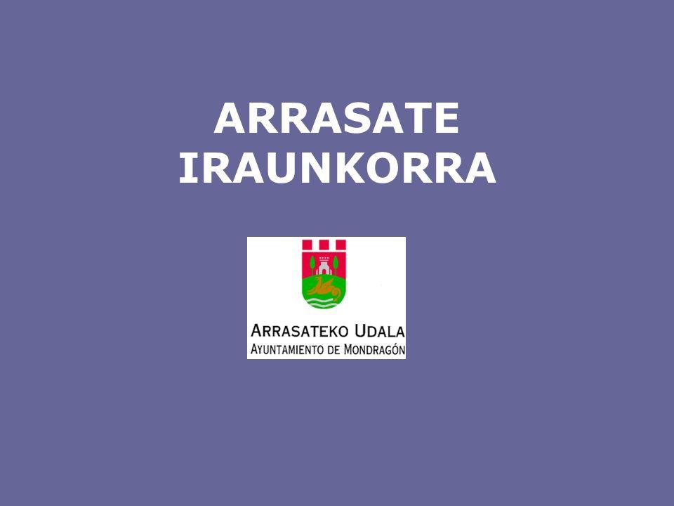 ARRASATE IRAUNKORRA