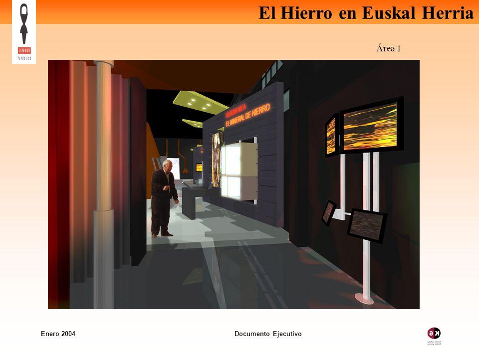 El Hierro en Euskal Herria Enero 2004 Documento Ejecutivo Área 1