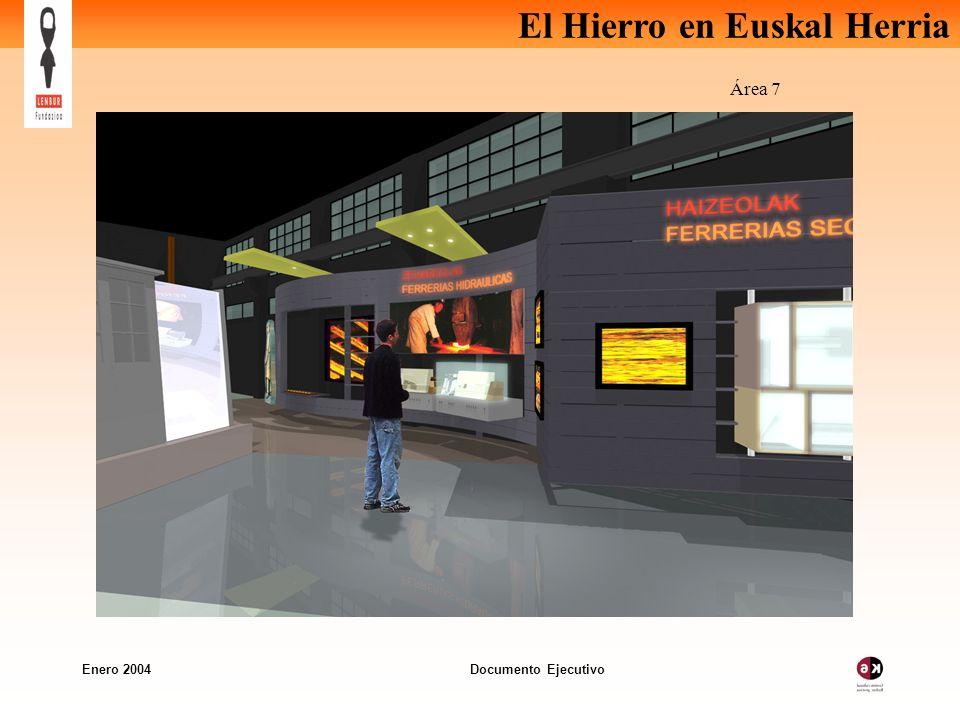 El Hierro en Euskal Herria Enero 2004 Documento Ejecutivo Área 7