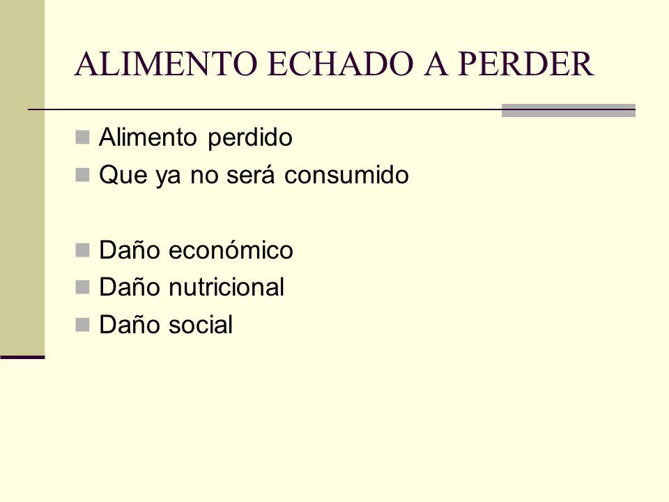 FACTORES DE CONSERVACIÓN FISICOS: CALOR (PROCESO TÉRMICO) FRIO (CADENA DEL FRIO) QUIMICOS: CONSERVADORES NATURALES (SAL, AZUCAR, VINAGRE, ETC.) CONSERVADORES ARTIFICIALES (ADITIVOS) EMPAQUE EVITA CONTAMINACION MICROBIOLOGICA AISLA LOS FACTORES FÍSICOS