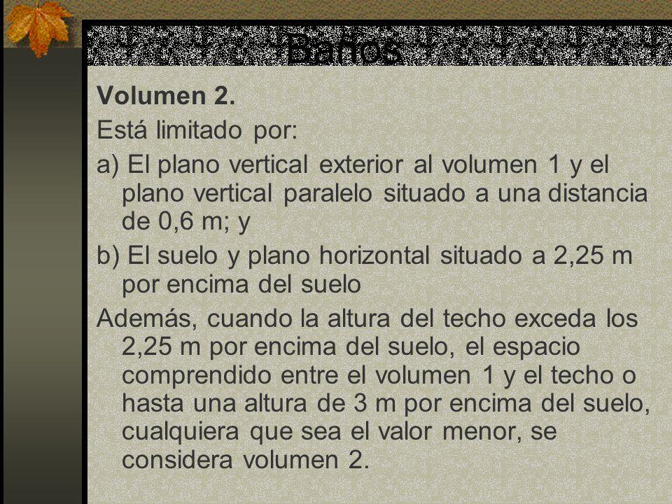 Baños Volumen 3.