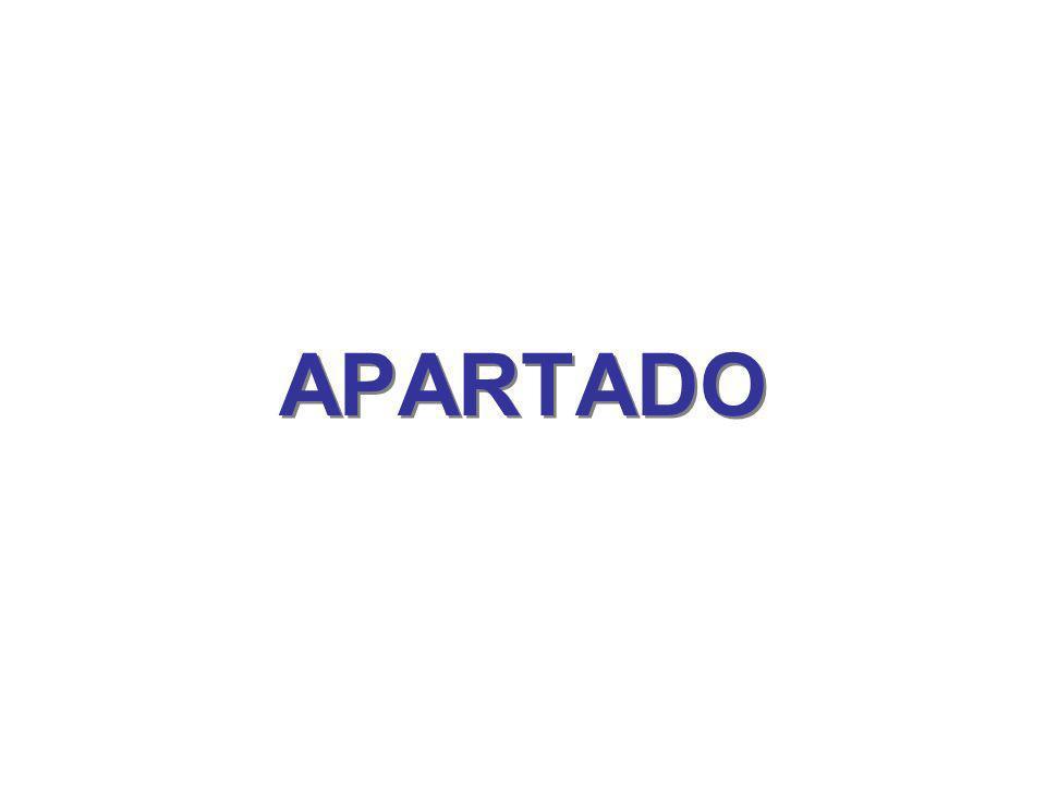 APARTADO