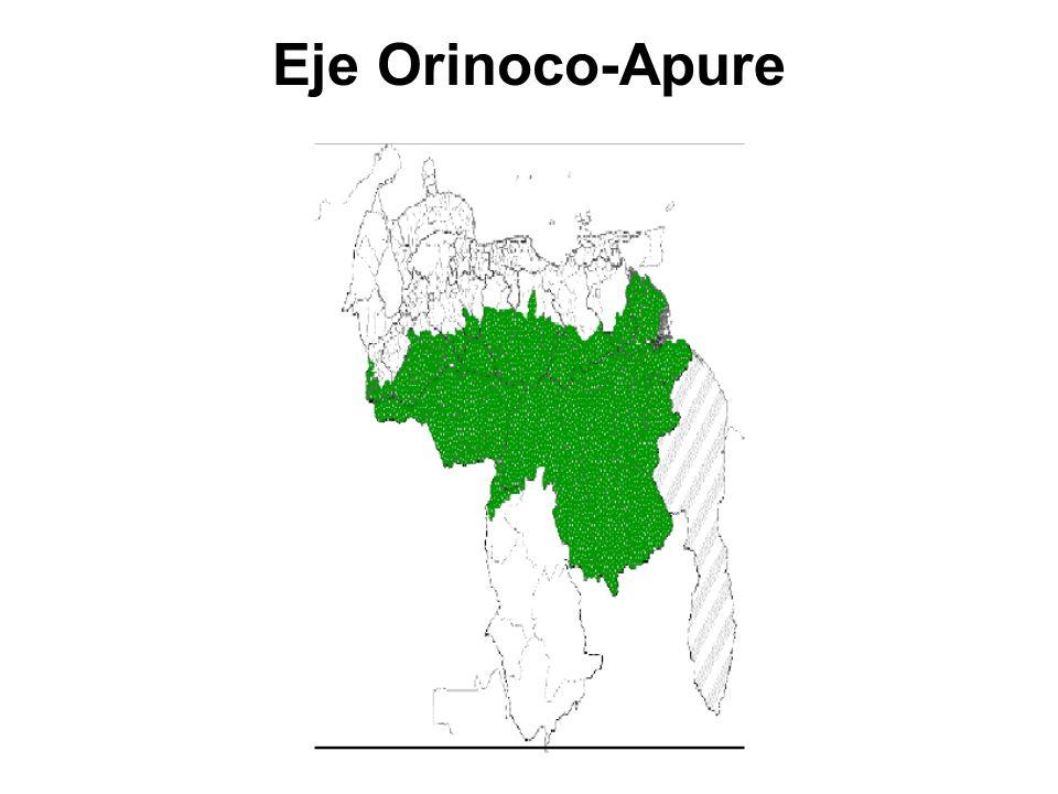 Eje Orinoco-Apure