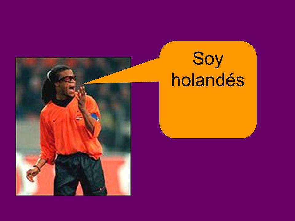 Soy holandés