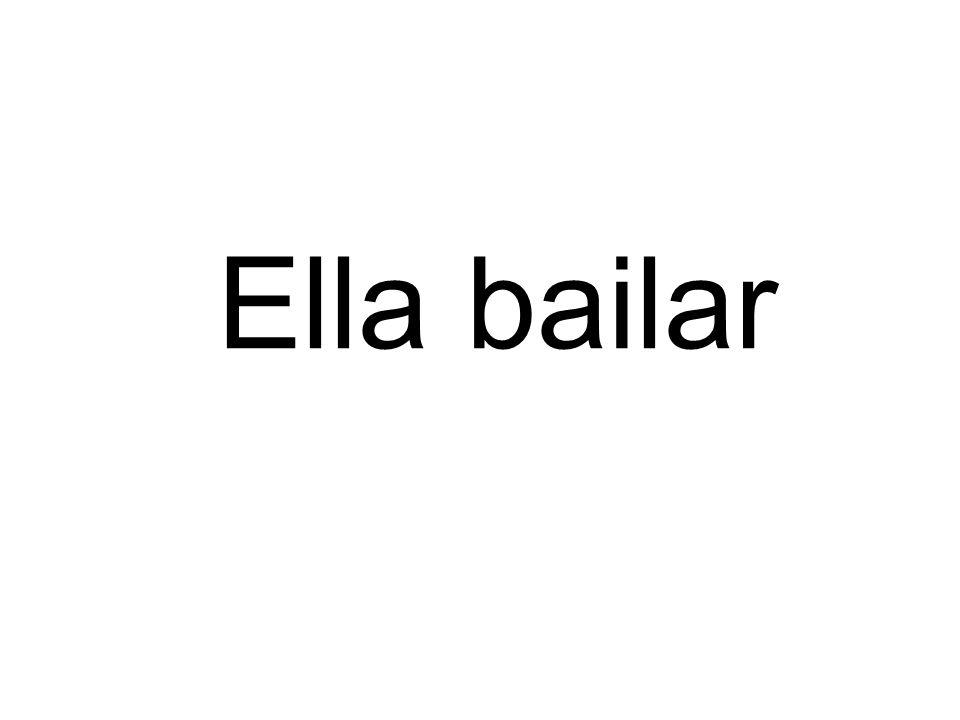 Bailó
