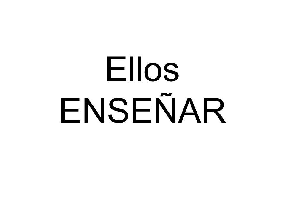 ENSEÑARON