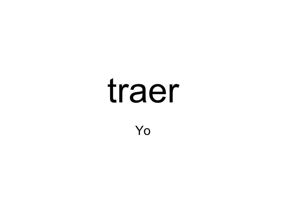traer Yo