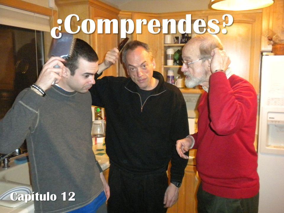 ¿Comprendes? Capítulo 12