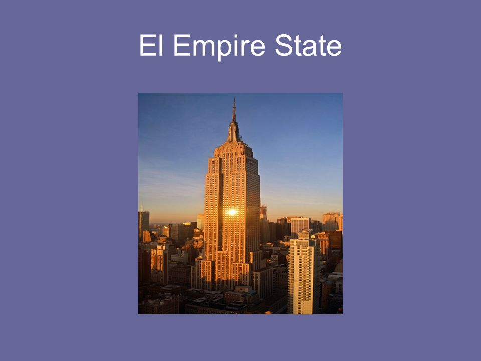 El Empire State