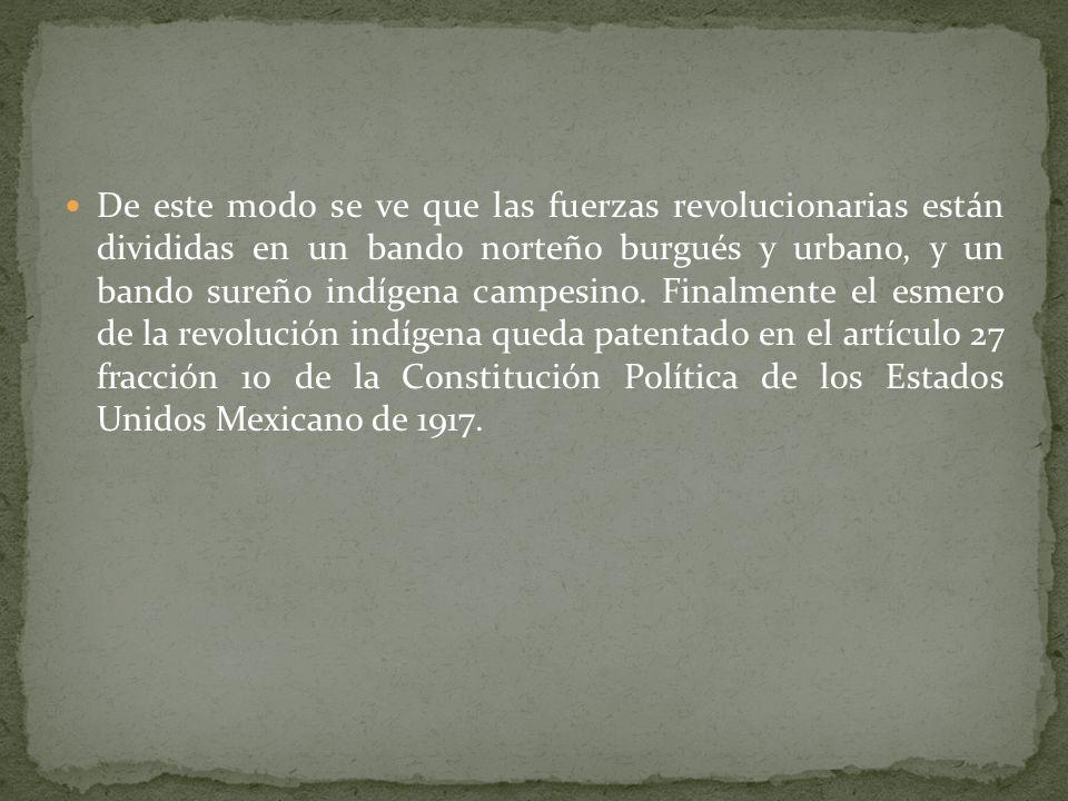 Mientras Emiliano Zapata procura el reparto (el regreso) de las propiedades agrarias a los campesinos e indígenas del país, Francisco I. Madero, ajeno
