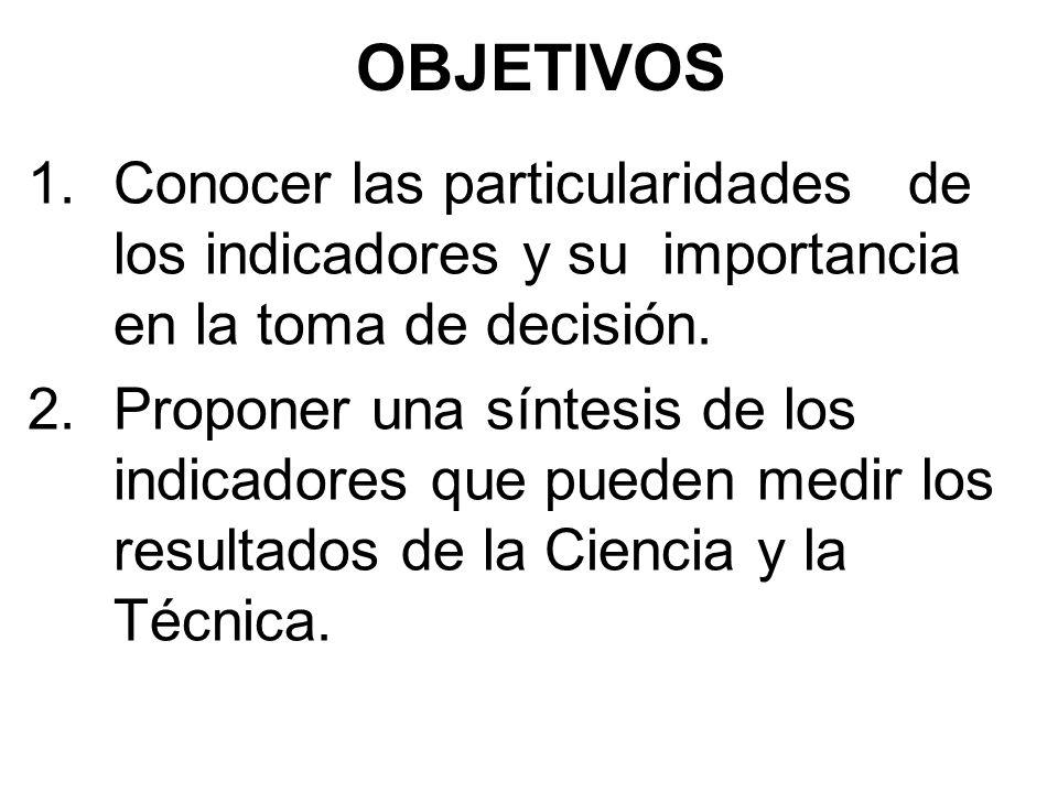 PRINCIPALES TAREAS DE LA MEDICIÓN ECONÓMICA 1.Perfeccionar el sistema de indicadores.