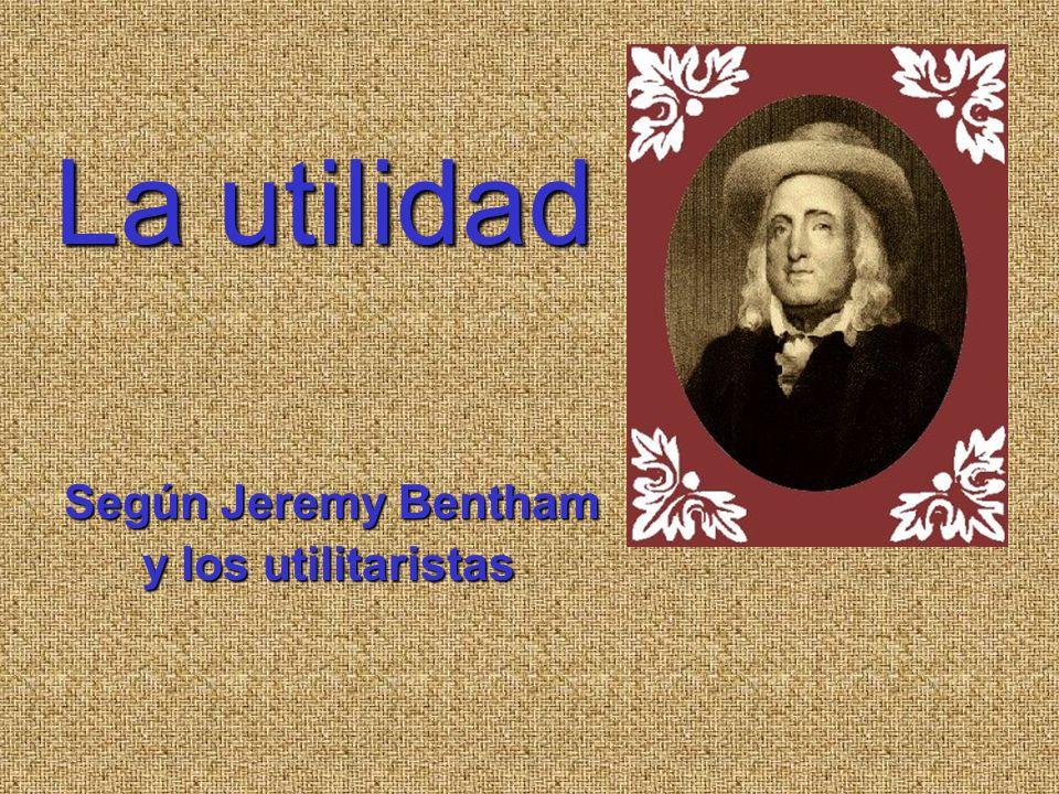 10 9 8 7 6 5 4 3 2 1 Supongamos que un pastel produce una utilidad de valor 4, el consumo de dos pasteles produce una utilidad de valor 7 123456 Según Jeremy Bentham y los utilitaristas del siglo XIX, la utilidad que se obtiene al consumir, digamos, un pastel, puede medirse.