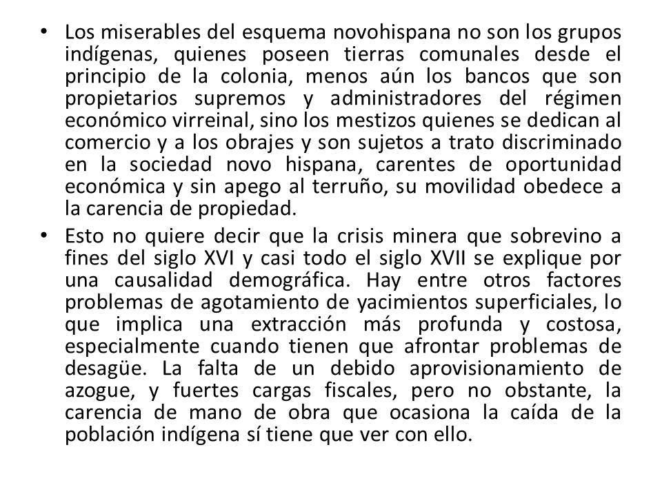 Con ello se entiende que desde los primeros tiempos de la colonia existe una República de indígenas y una República de Españoles.
