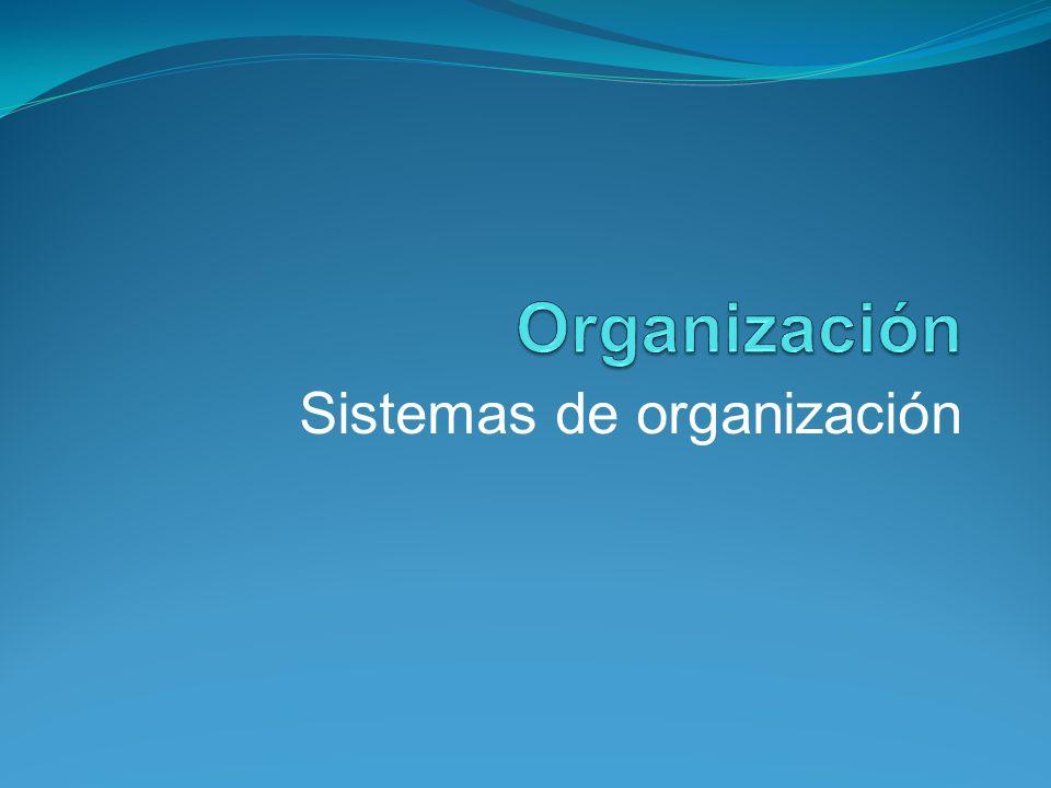 Sistemas fundamentales: Organización lineal o militar: La autoridad y responsabilidad se transmite íntegramente por una sola línea para cada persona o grupo.