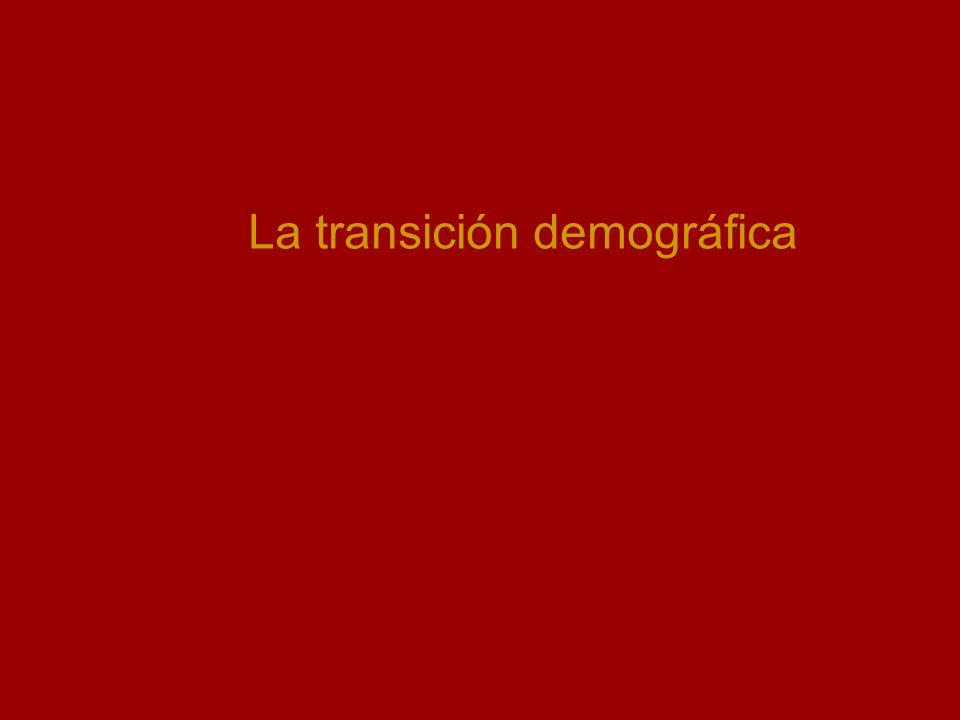 coll@uma.es La transición demográfica