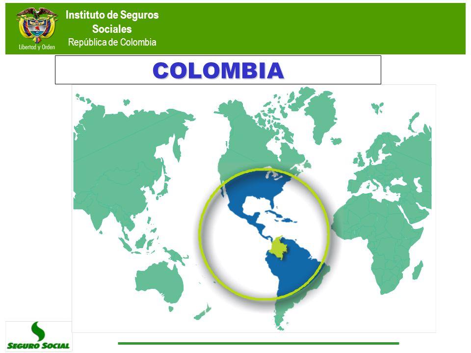 Instituto de Seguros Sociales República de Colombia COLOMBIA