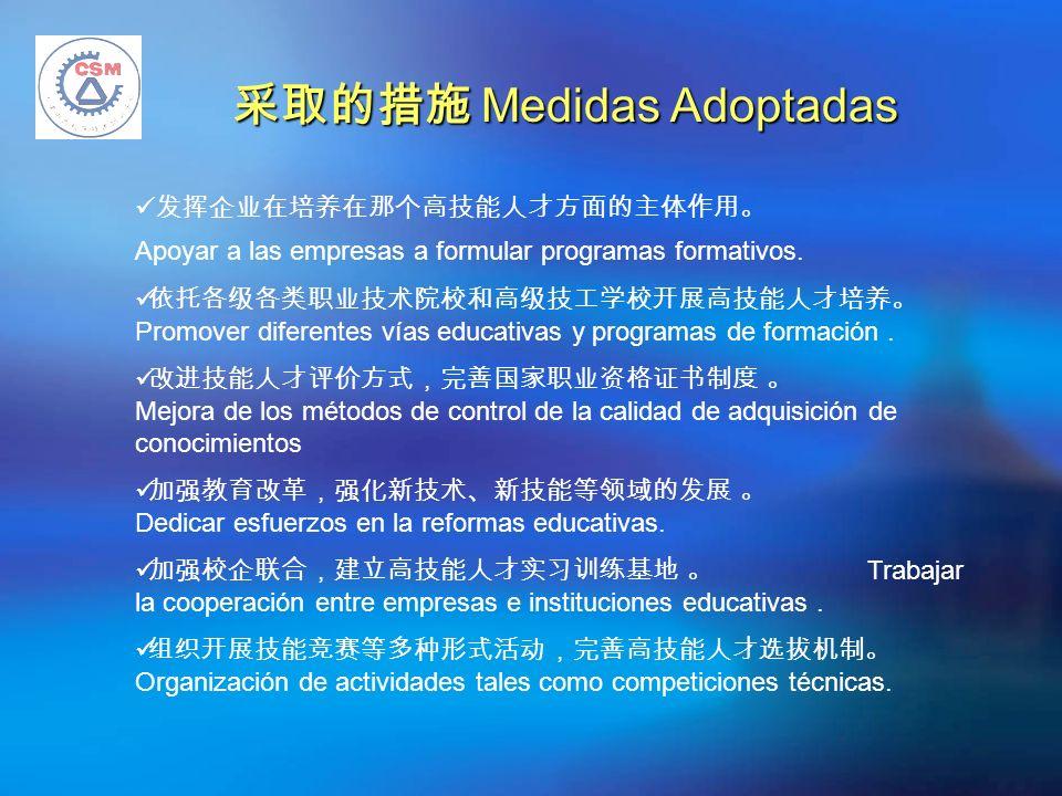 Apoyar a las empresas a formular programas formativos.