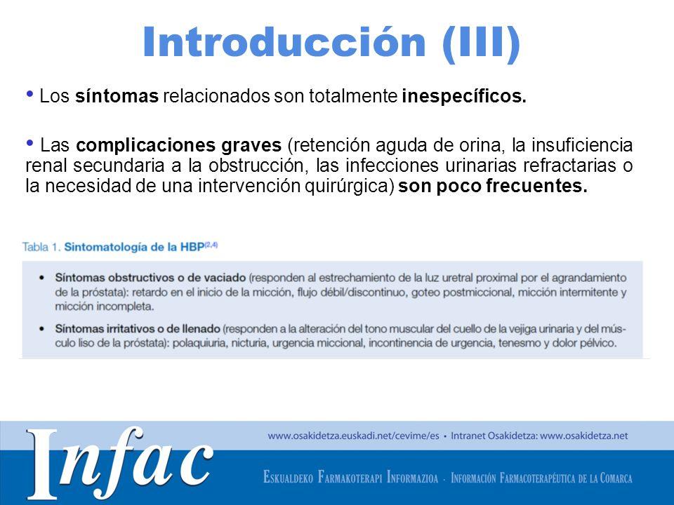 http://www.osakidetza.euskadi.net Introducción (III) Los síntomas relacionados son totalmente inespecíficos.