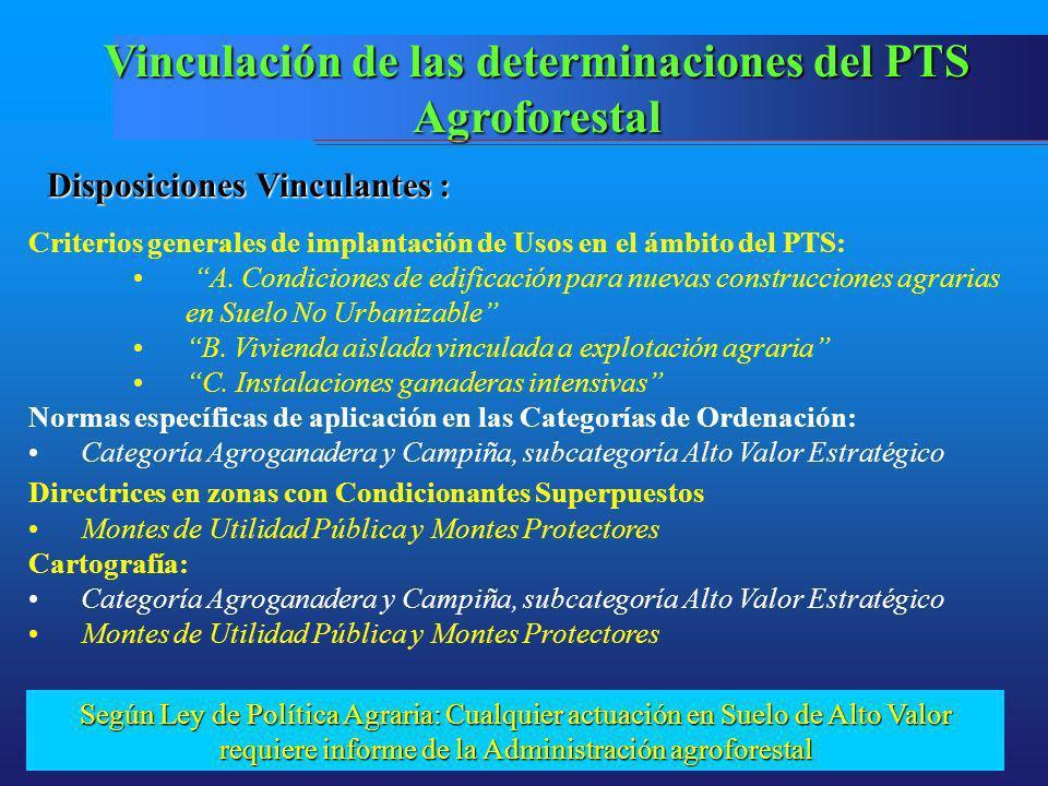La Ley 43/2003, de Montes, dispone la elaboración de Planes de Ordenación de los Recursos Forestales (PORF) como instrumentos de planificación forestal a elaborar por las Comunidades Autónomas.