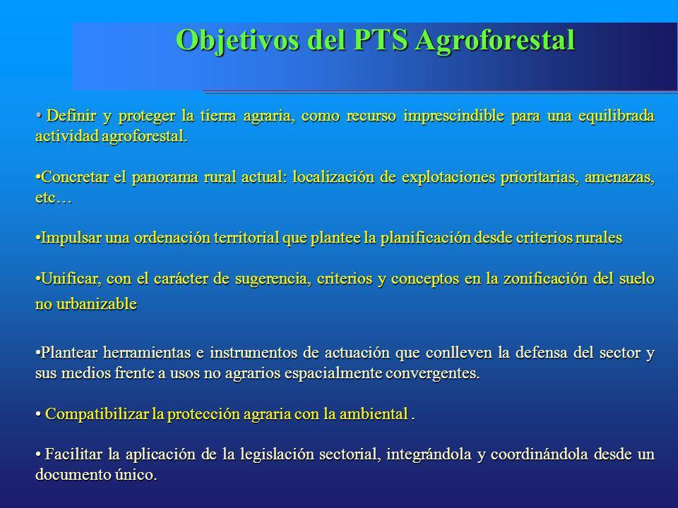 El ámbito de aplicación de este PTS es aquél territorio en el que se desarrollen Usos Agrarios y Forestales, lo que viene a ser el CONJUNTO DE LA CAPV.