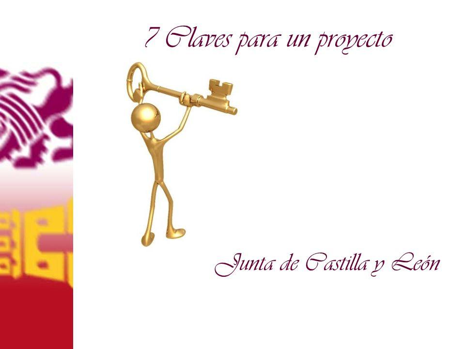 7 Claves para un proyecto Junta de Castilla y León