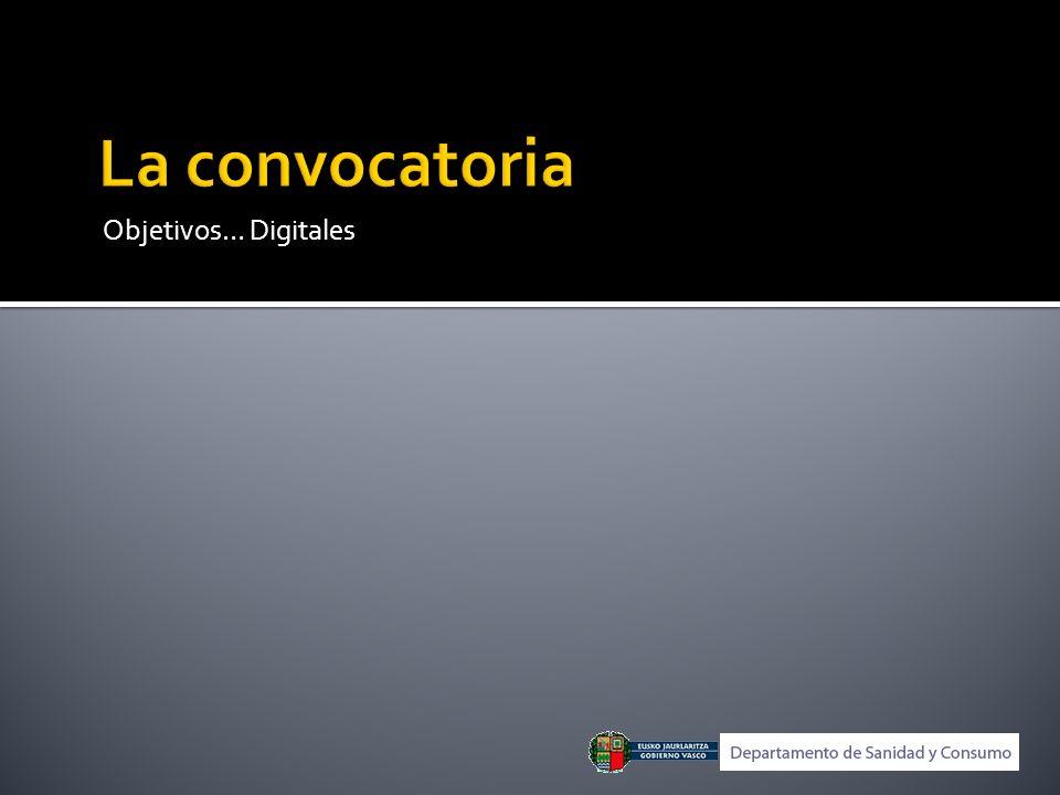 El próximo 13 de agosto de 2010 se publicará en el BOPV la Orden por la que se convocan ayudas dirigidas a entidades de iniciativa social sin ánimo de lucro que desarrollen sus actividades en el País Vasco y que estén orientadas a la mejora de la calidad de vida de personas enfermas y sus familias.
