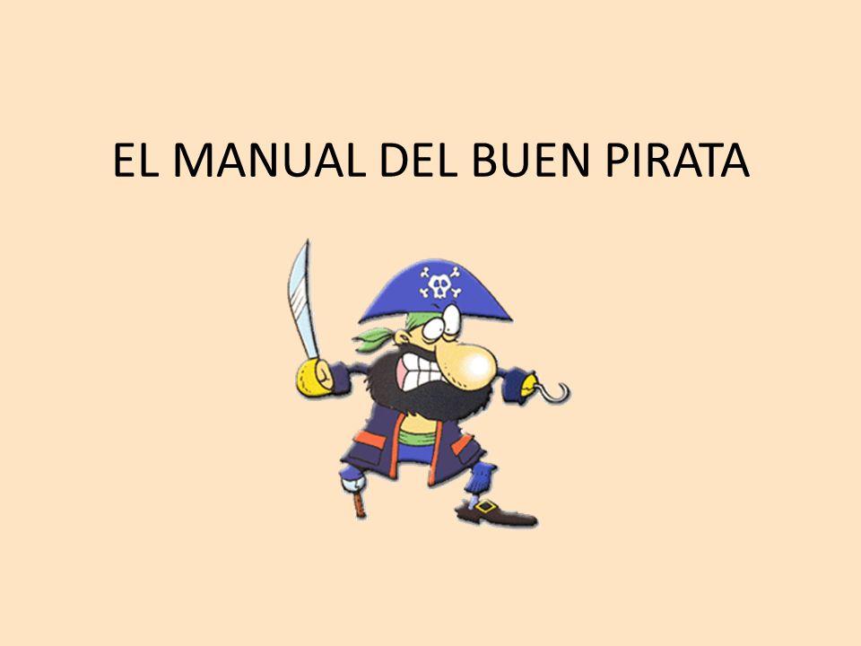 EL MANUAL DEL BUEN PIRATA