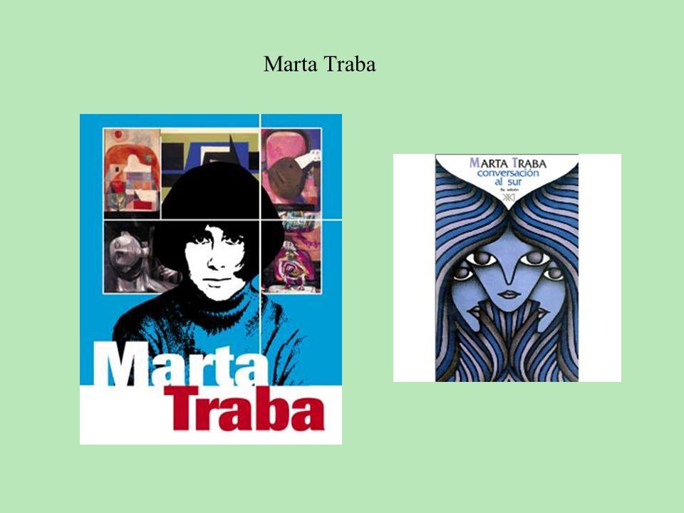 Marta Traba