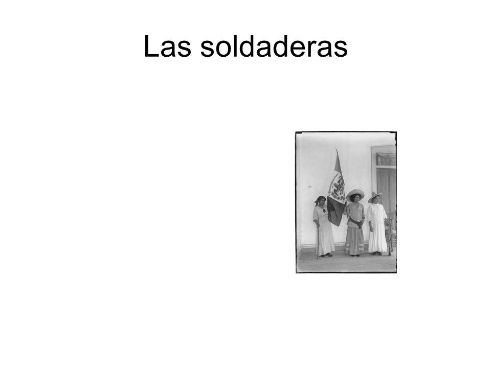 Las soldaderas