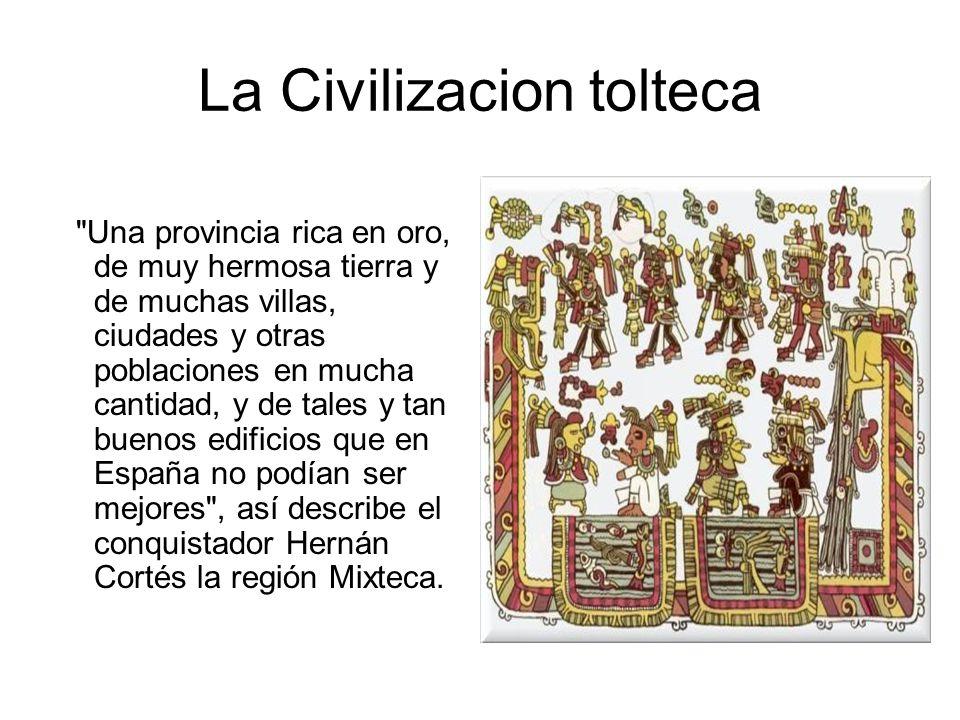 La Civilizacion tolteca