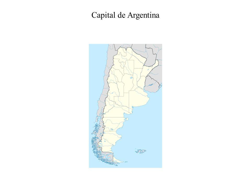 Capital de Argentina