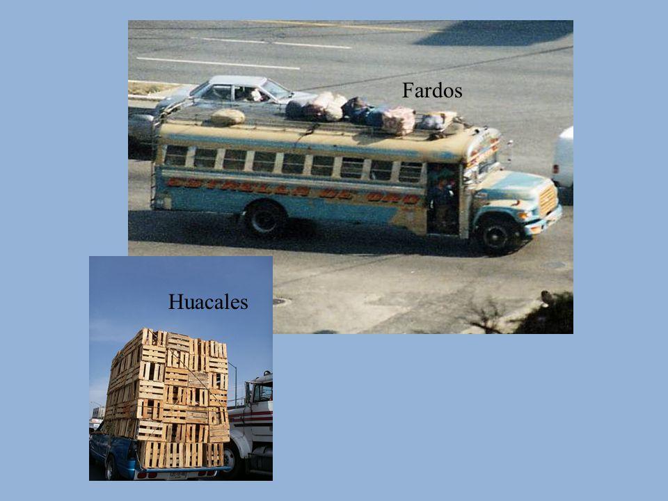 Huacales Fardos