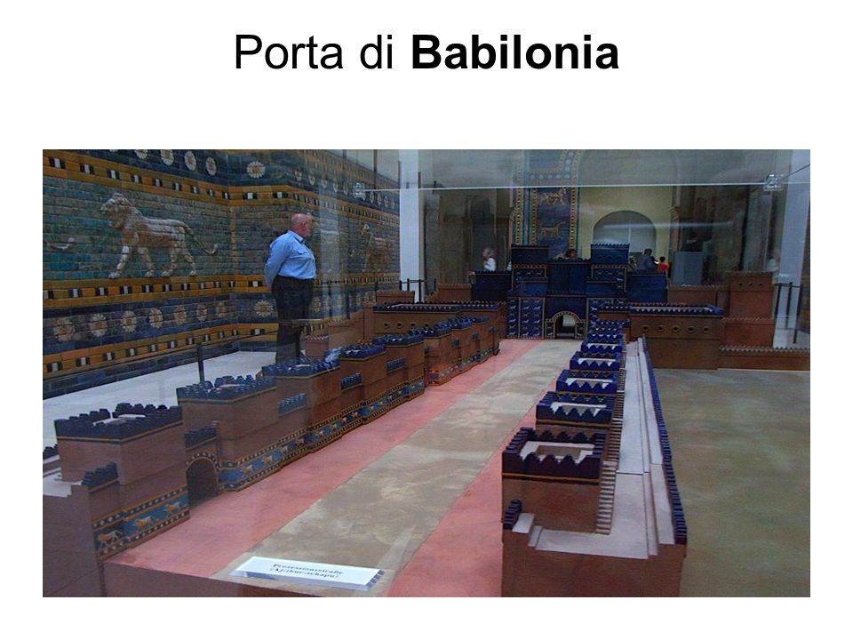Porta di Babilonia