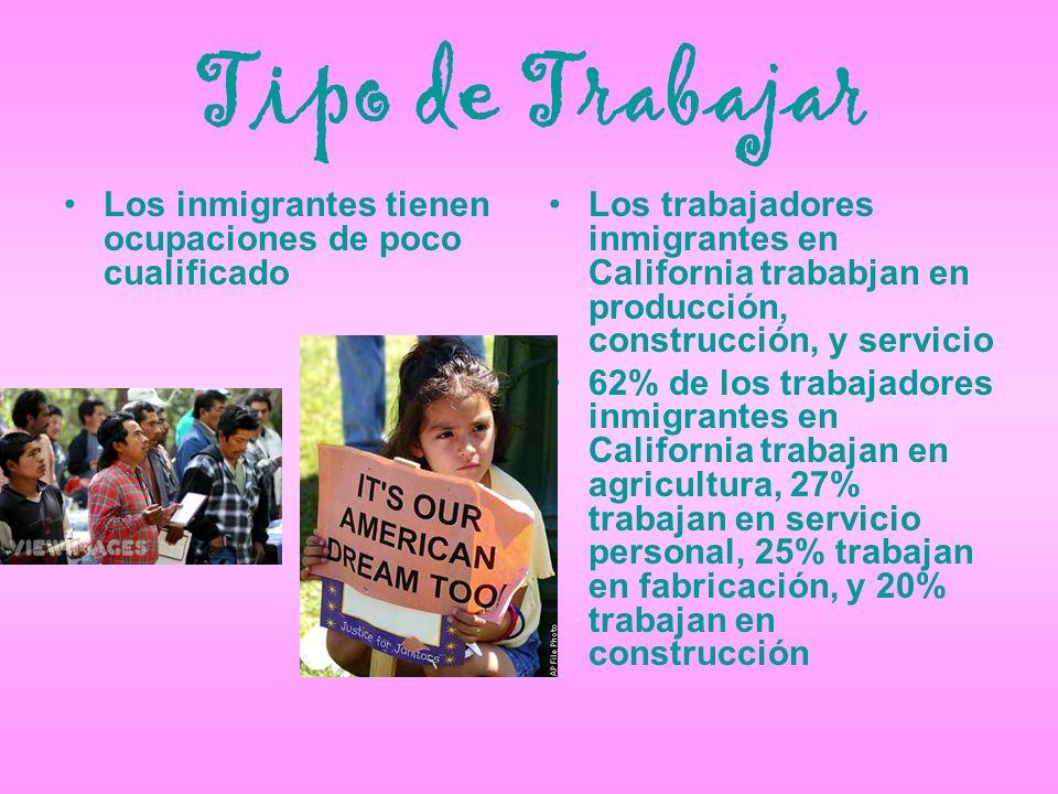 Dónde ellos viven Más viven en pobreza Áreas metropolitana La mayoría de los inmigrantes viven en Los Angeles y mucho viven en la bahía de San Francisco