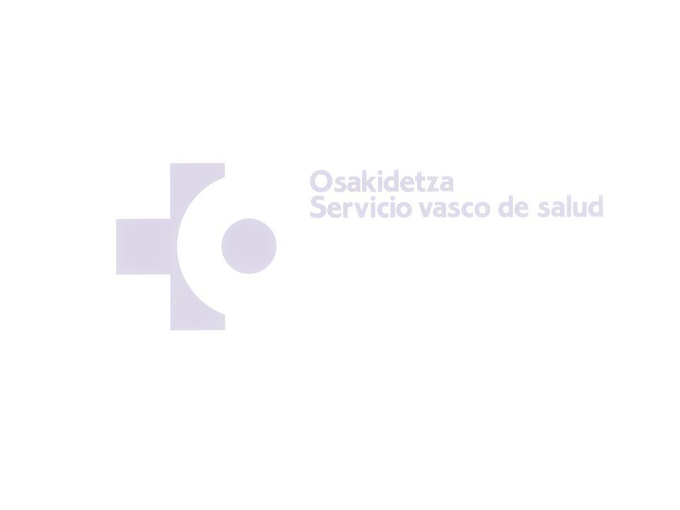 COMARCA BILBAO Satisfacción de las personas 2004 23 de 23