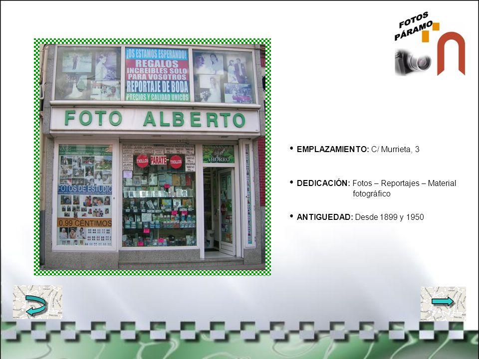 EMPLAZAMIENTO: C/ Bizkaia, 5 DEDICACIÓN: tasca tradicional – Especialidad en piparras ANTIGUEDAD: + de 40 años