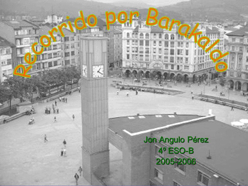 Jon Angulo Pérez 4º ESO-B 2005-2006