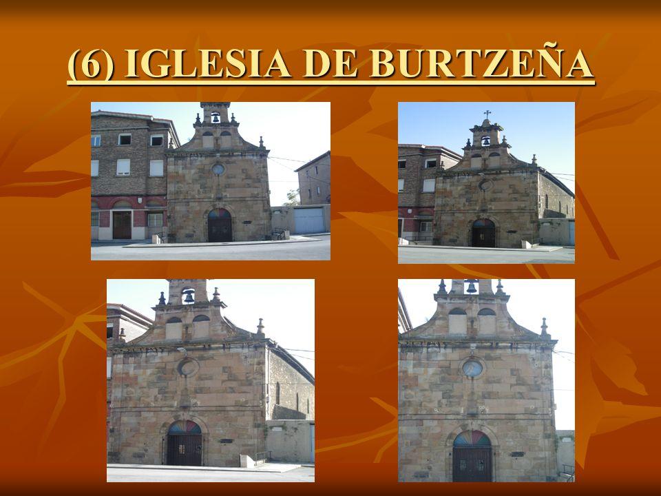 (6) IGLESIA DE BURTZEÑA