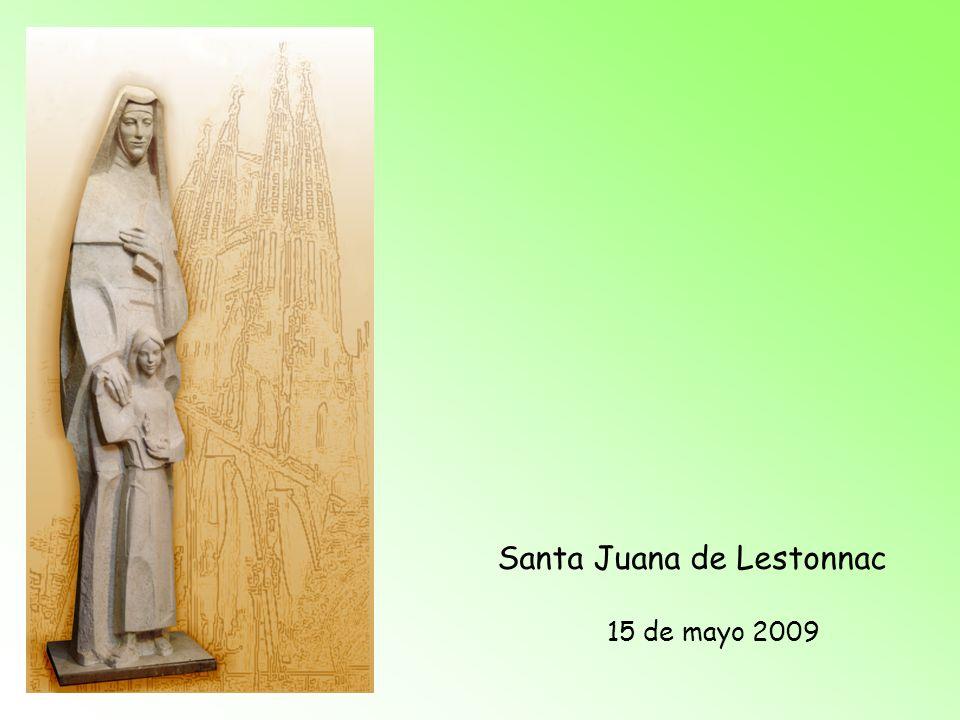 Llamados/as a mirar nuestro mundo como Jesús, a amarlo desde y con su amor Una mujer, Juana de Lestonnac nos precede, nos enseña algo de esta mirada entrañable y salvadora de Jesús