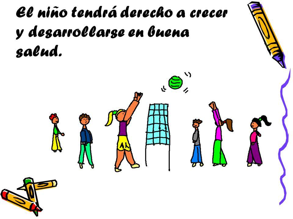 Los derechos de los niños y niñas