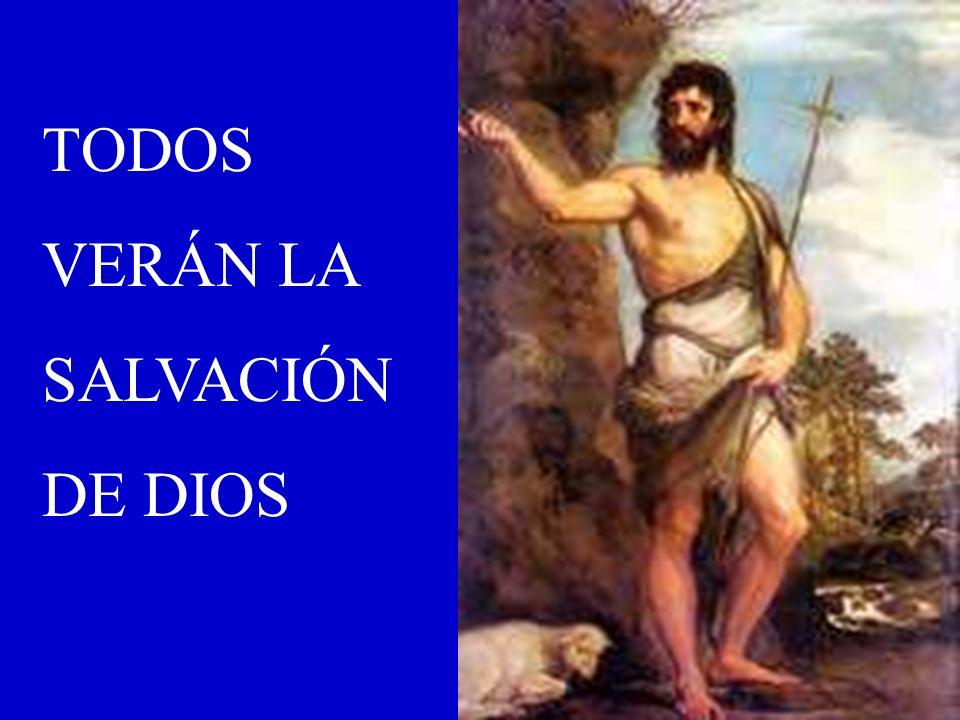 Muéstranos, Señor, tu misericordia y danos al Salvador. Escucharé las palabras del Señor, palabras de paz para su pueblo santo. Está ya cerca nuestra