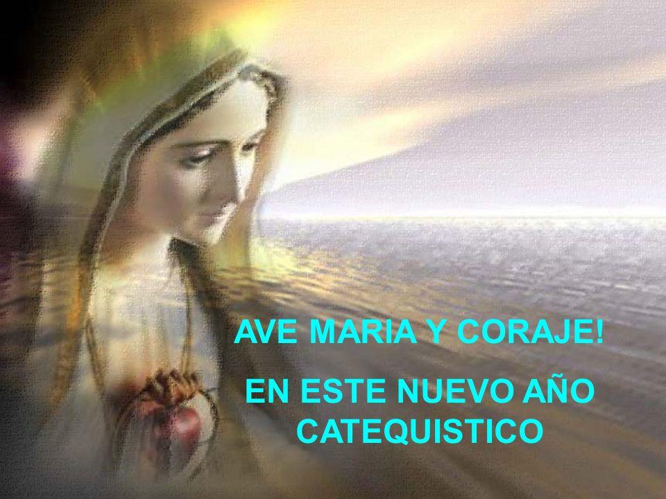 Maria (…) creatura nuova plasmata dallo Spirito Santo, fa crescere in noi la virtù della speranza. A Lei, Madre della speranza e della consolazione, a