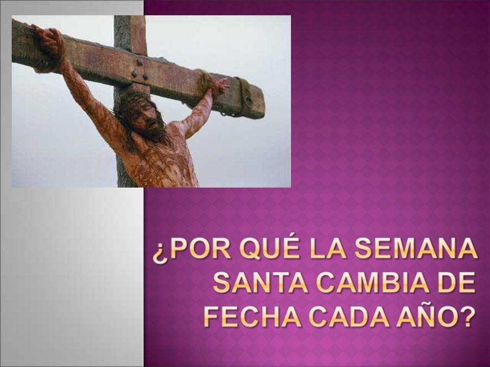 Es el día más importante y más alegre para todos los católicos, ya que Jesús venció a la muerte y nos dio la vida.